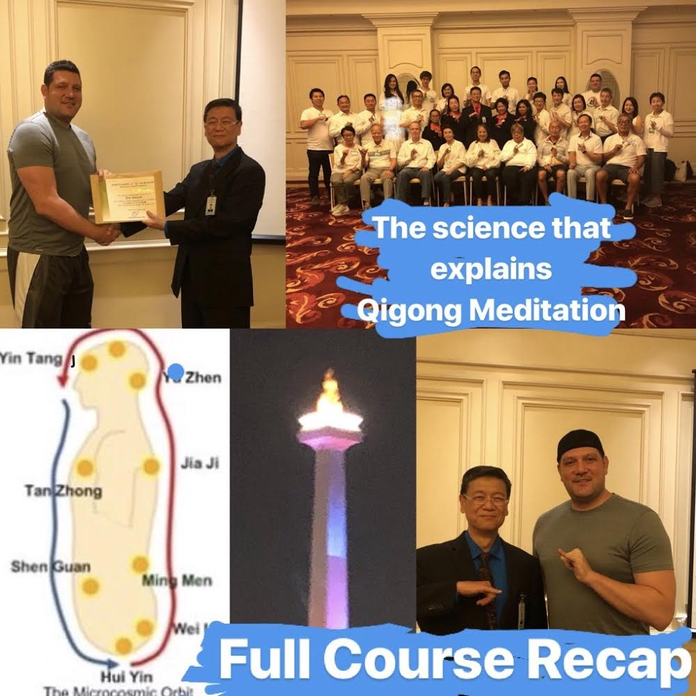 The Science Behind Qigong Meditation | We're All A Little Crazy