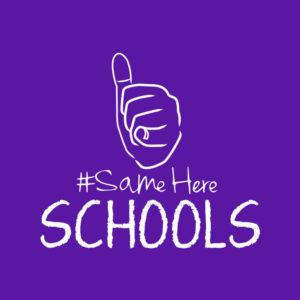Tile SameHere Schools