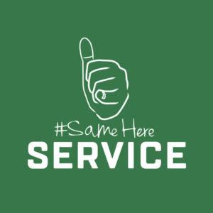 Tile SameHere Service